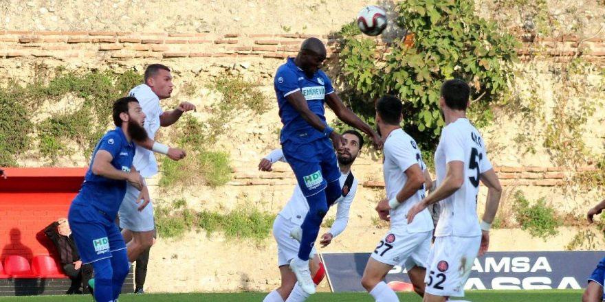 6 puanlık maçta gülen Erzurumspor