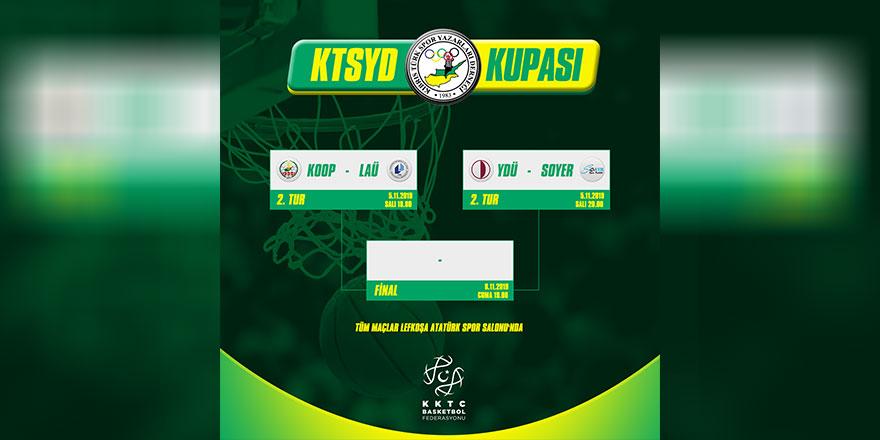 KTSYD Kupası'nda yarı final zamanı