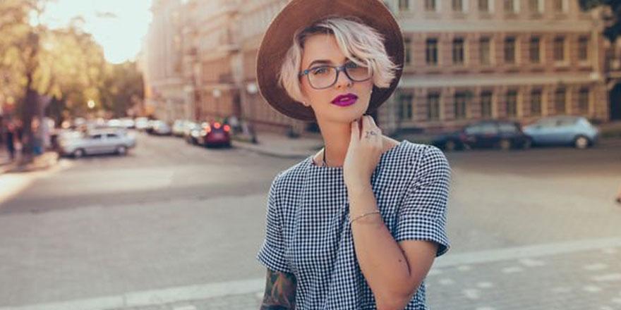 Yüz şekline göre optik gözlük seçimi