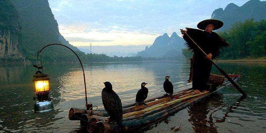 Çin'in masalsı nehri Lijiang