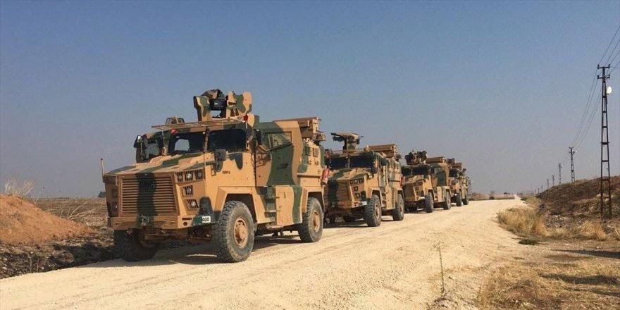 Suriye'de ikinci Türk-Rus ortak devriyesi başladı