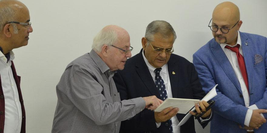 Uluslararasi Ex-Libris yarişma jürisi DAÜ'de gerçekleşti