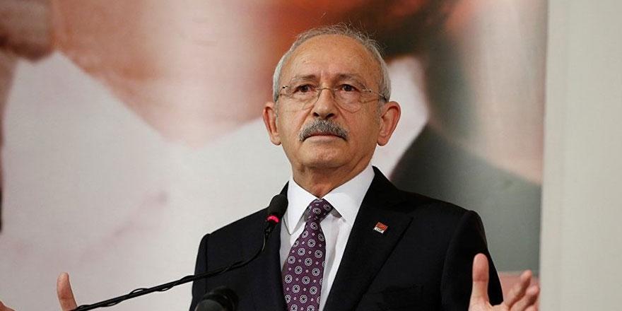 """Kılıçdaroğlu'nun adını vermediği """"skandala karışan bakan"""" belli oldu"""