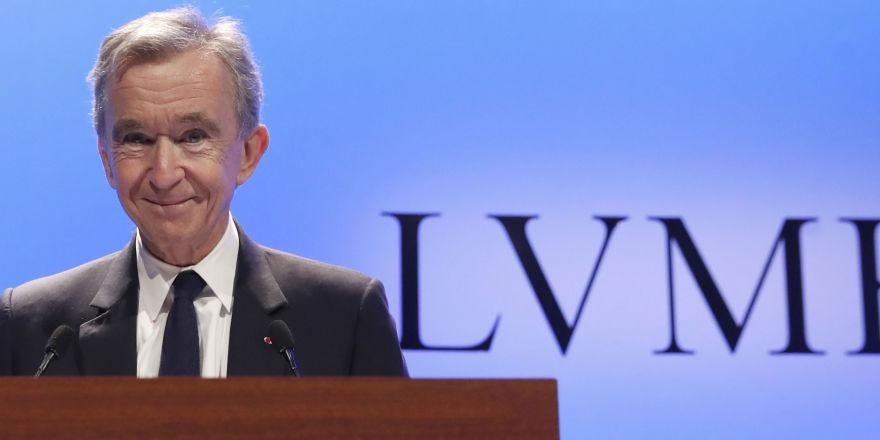 Bill Gates'i yerinden etti: Fransız patron Arnault, artık dünyanın en zengin 2. insanı