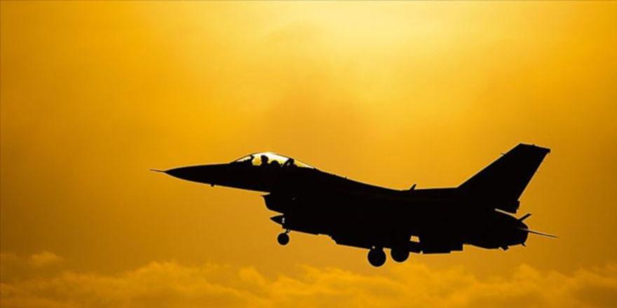 Japonya'daki ABD F-16'sı yanlışlıkla bomba bıraktı