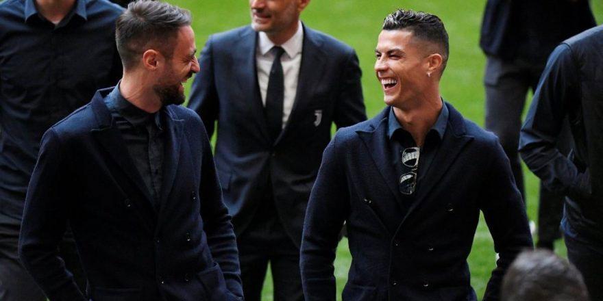 Ramsey golü attı Ronaldo'dan özür diledi!