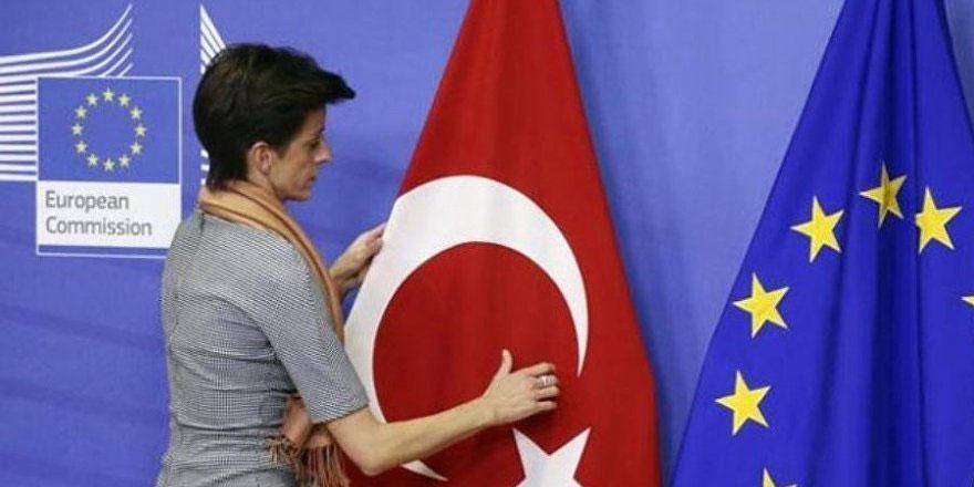 'AB artık Türkiye'yi saflarında görmek istemiyor'
