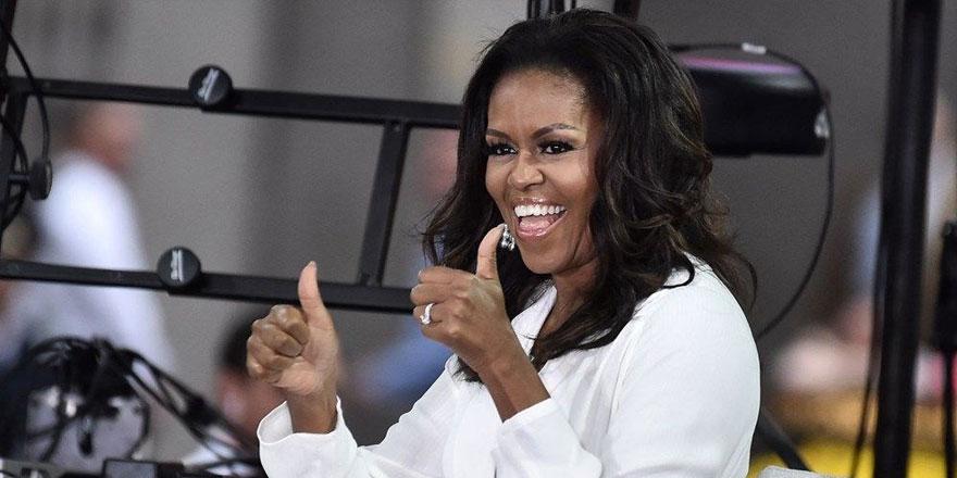 Michelle Obama'nın oy verme derneğine yeni ünlüler katıldı