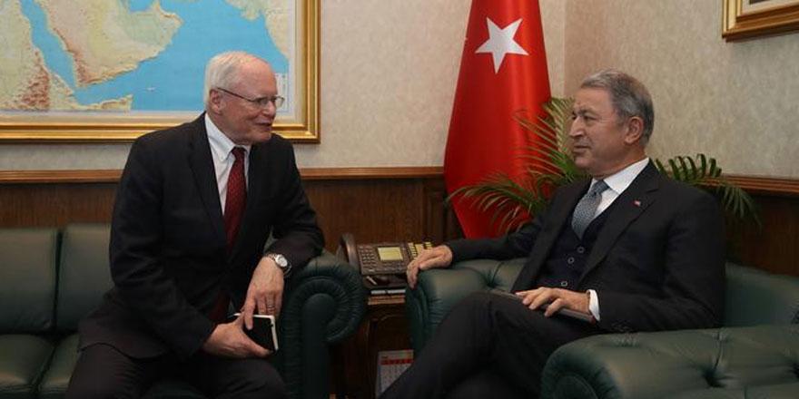 """ABD'li diplomattan Ankara'ya """"etnik temizlik"""" suçlaması"""