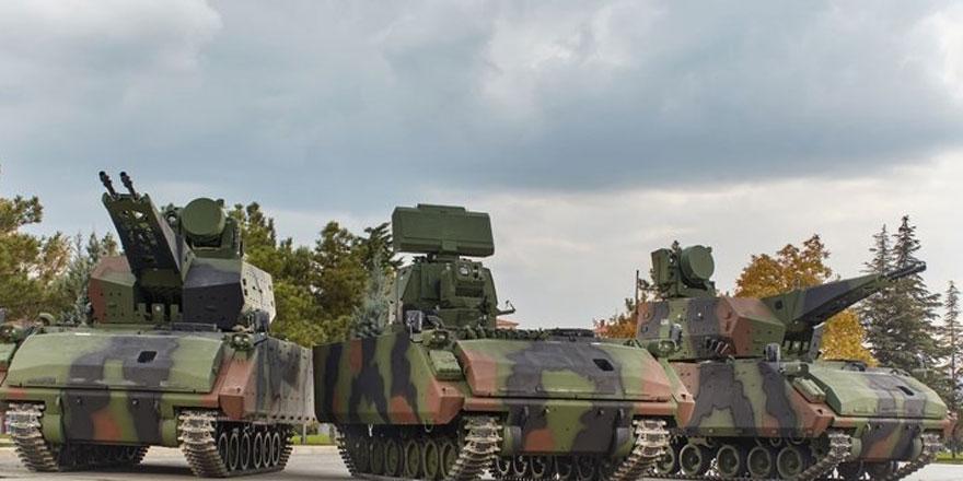 Türk Silahlı Kuvvetlerine yeni güç