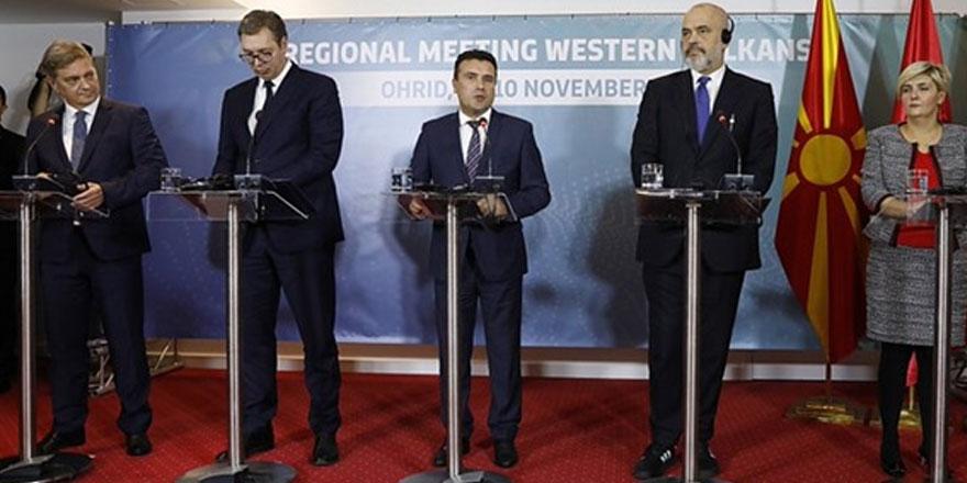 Brüksel'in reddettiği balkan ülkelerinden 'AB'ye alternatif' proje: İlk adım 'Küçük Schengen'