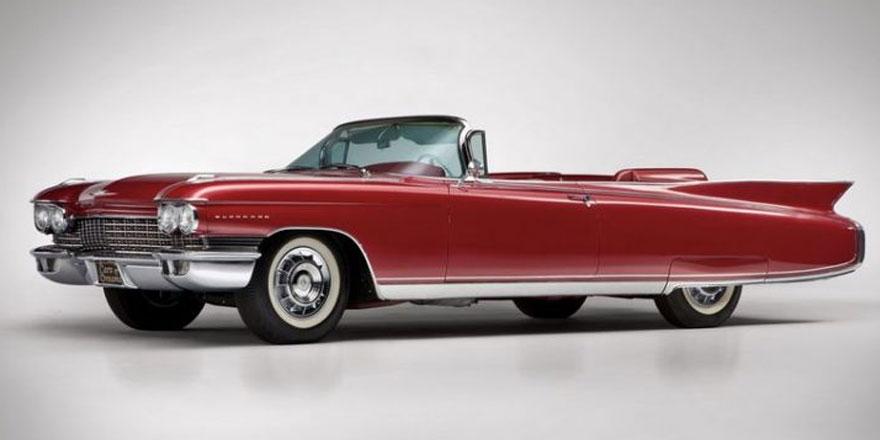 Akıncı, Cadillac kiraladı