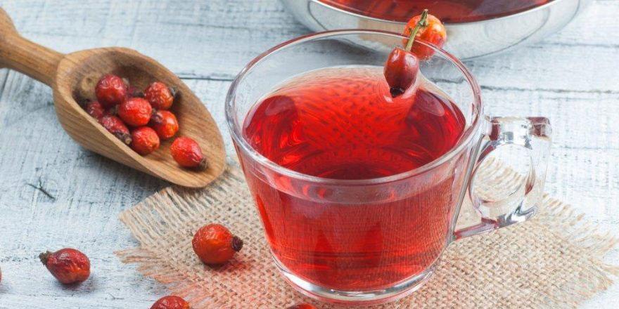 Kuşburnu çayı zayıflatır mı?