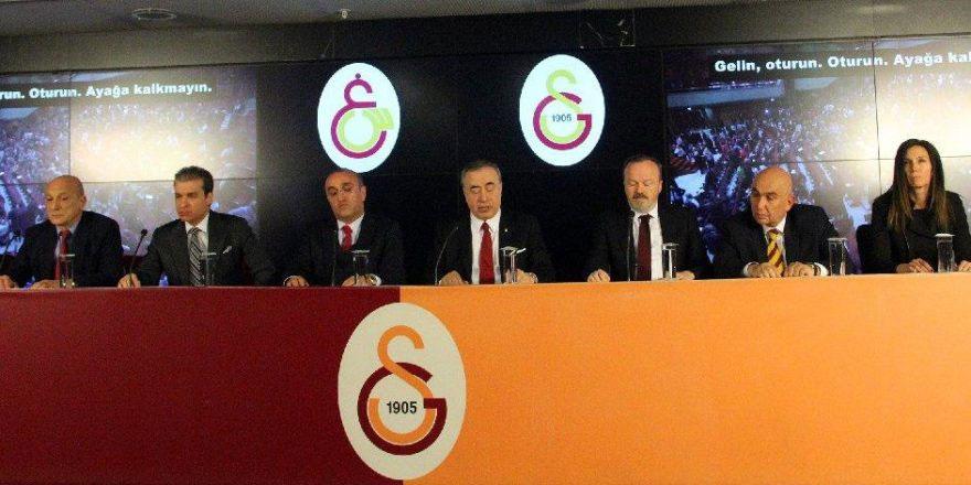 Galatasaray'da canlı yayın kazası