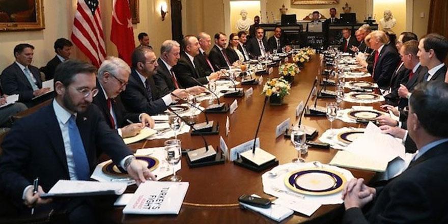 """""""Trump -Erdoğan buluşmasının asıl bombası bu"""""""