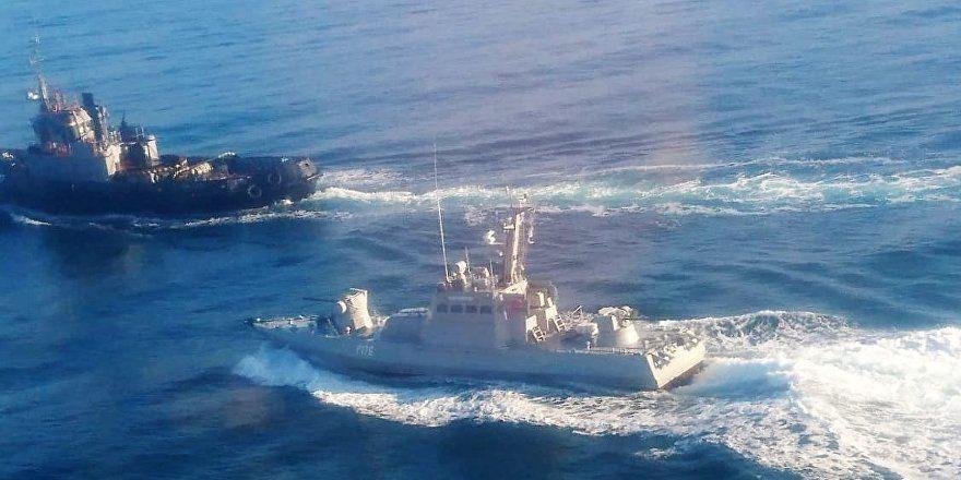 Rusya, Kerç Boğazı'nda alıkoyduğu Ukrayna gemilerini iade etti