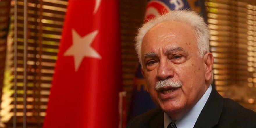 Perinçek: Türk ekonomisi iflas noktasında, böyle devam etmesi mümkün değil