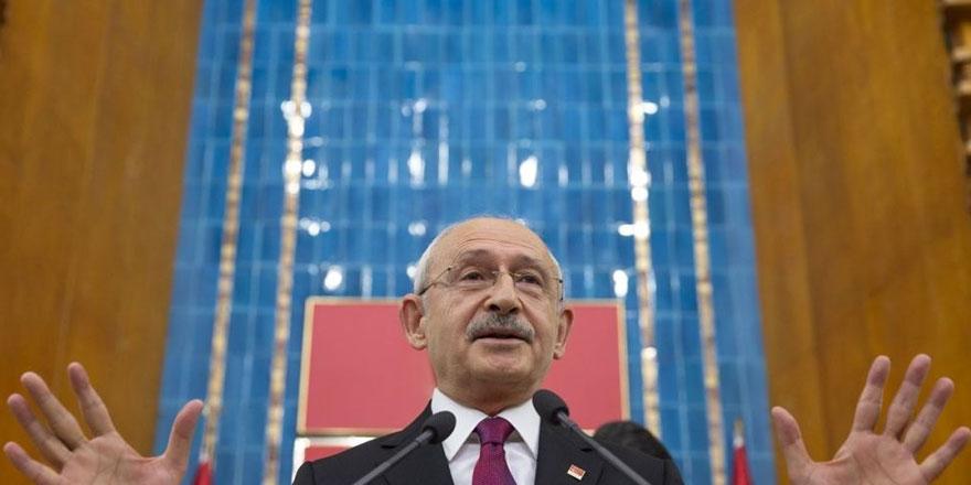 Kılıçdaroğlu: Erdoğan'ın sağlıklı bir ruh hali yok