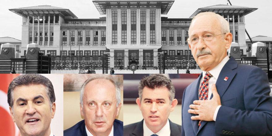 Saray'a giden CHP'li tartışması sürüyor