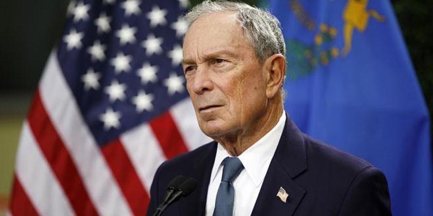 Bloomberg'den Başkan adaylığı yolunda önemli adım