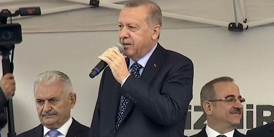 Cumhurbaşkanı Erdoğan: Haberi yapan gazeteci kayıp