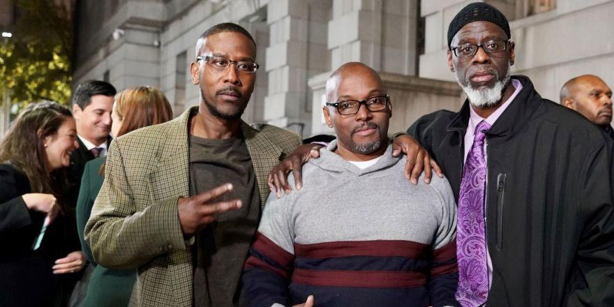 İşlemedikleri suç nedeniyle 36 yıl cezaevinde yatan 3 arkadaş temize çıktı
