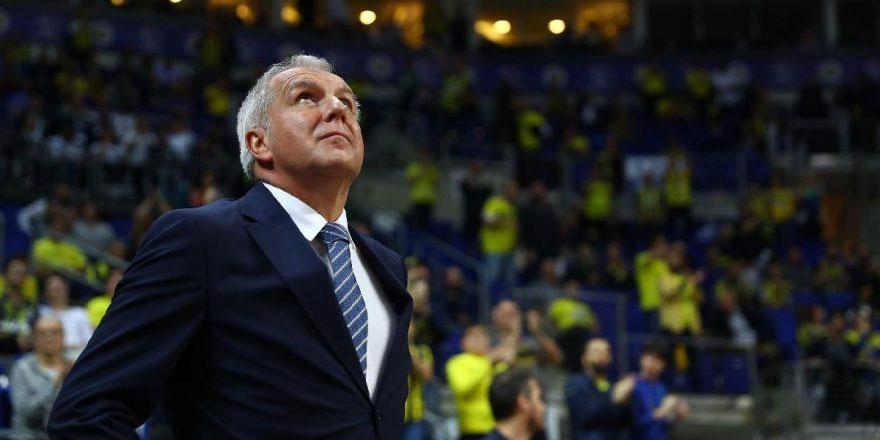 Zeljko Obradovic'ten 'Yeni sözleşme' tezahüratına esprili yanıt