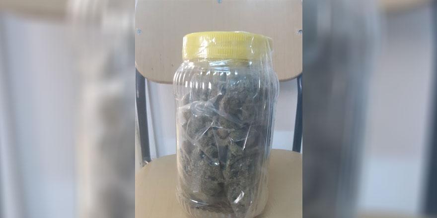 Metehan sınır kapısında 25o gram uyuşturucu…