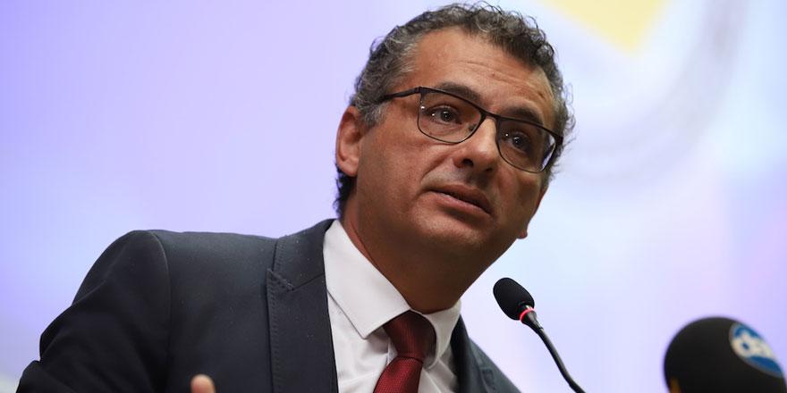 Erhürman Kıbrıslı Türklerin bugününü ve geleceğini anlattı