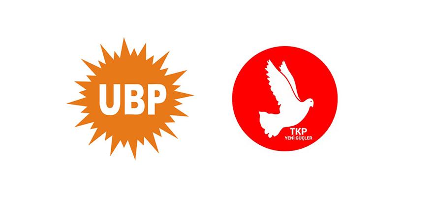 HP,DP,TDP çöküşte, UBP ve TKP yükselişte