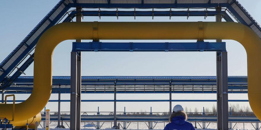 Putin ve Şi, Sibirya'nın Gücü doğalgaz boru hattını açtı