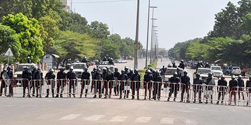 Burkina faso'nun kuzeyinde sokağa çıkma yasağı 45 gün daha uzatıldı