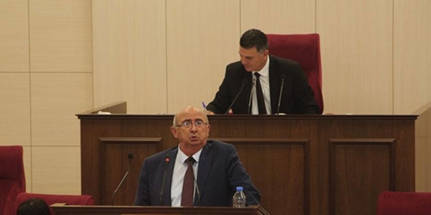 """""""Sivil Savunma Teşkilat Başkanlığının başında bir Kıbrıslı Türk olmalı"""""""
