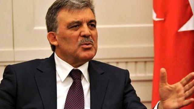 """Abdullah Gül'den """"Tunus sana söylüyorum Erdoğan sen anla"""" konuşması"""