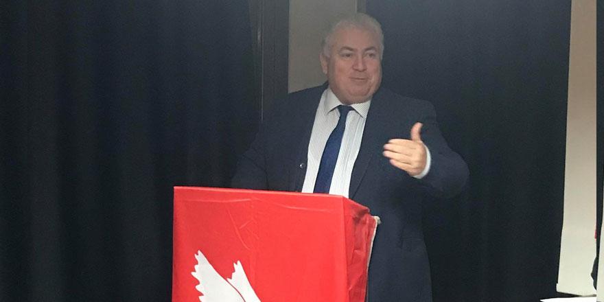 TKP-YG Lefkoşa İlçe Kongresi yapıldı