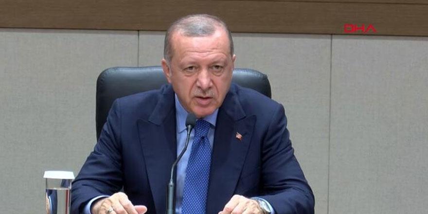 """Erdoğan """"dönün"""" diyor, vatandaş dinlemiyor"""