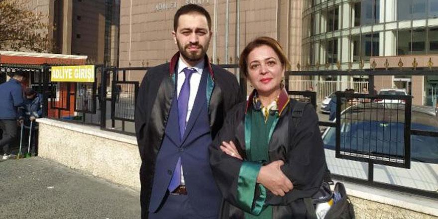 Hakim annesi oğlunu savunmak için bakın ne yaptı