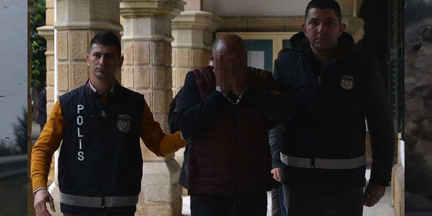 Tecavüzcü tutuklandı