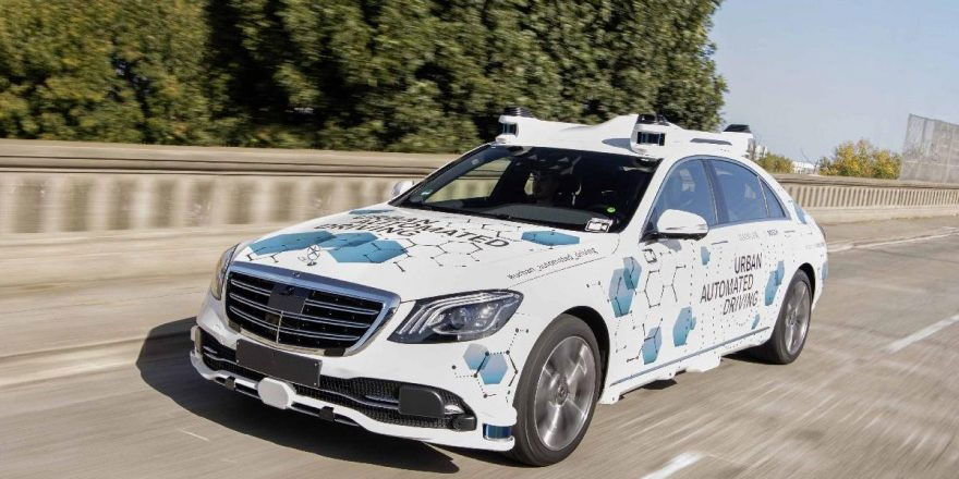 Bosch ve Mercedes'ten otonom araç çağırma sistemi!