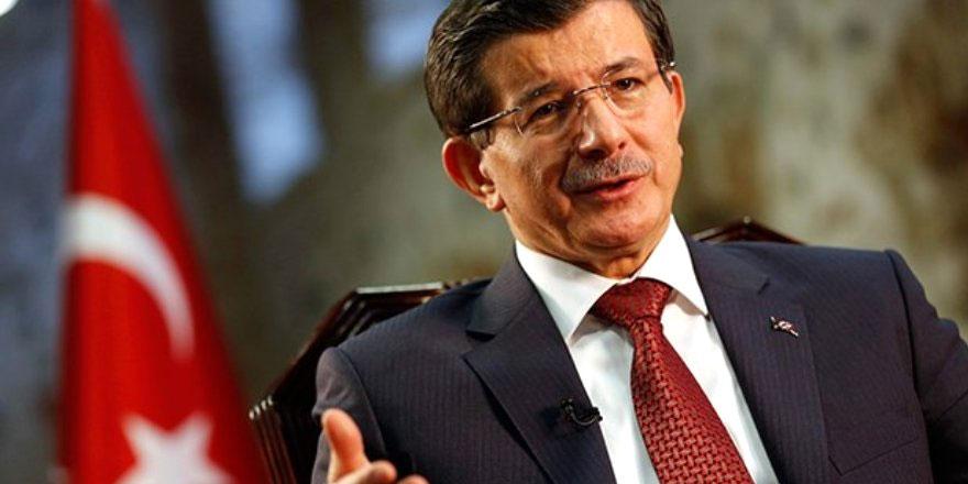 Davutoğlu yeni partisini resmen açıkladı