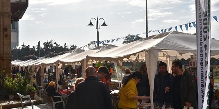 Yuka Blend Arabahmet-Market, Zahra Sokak'ta Yapıldı