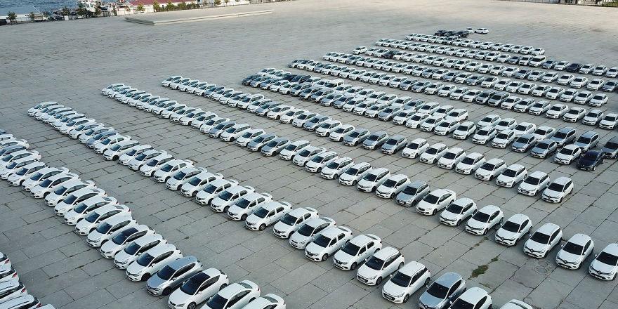 İBB'nin araç ihalesi iptal edildi