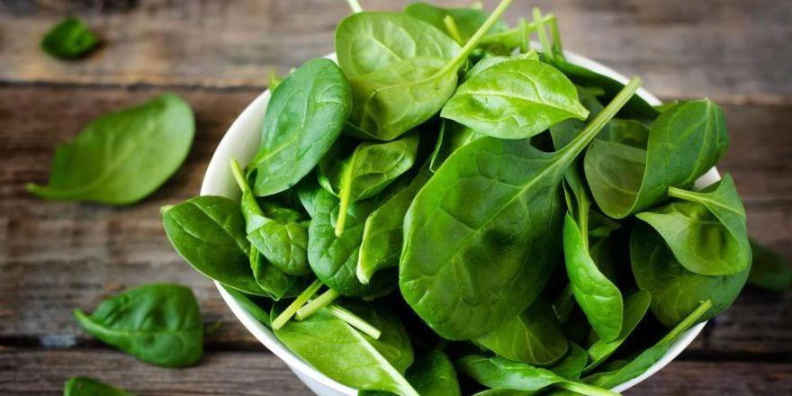 Ispanağın besin değerleri ve kalorisi…