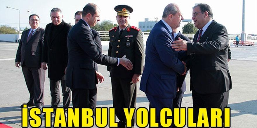 Tatar ve Özersay İstanbul yolcusu