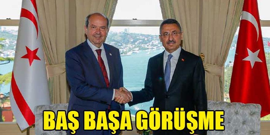 Başbakan Tatar, Fuat Oktay ile görüştü