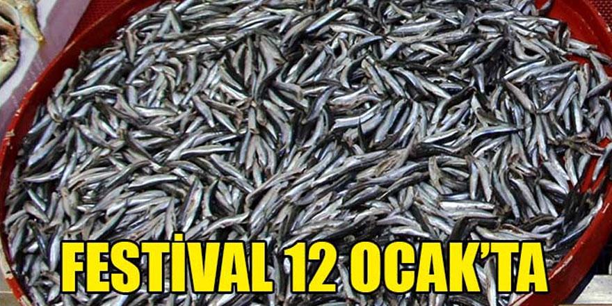 Hamsi Festivali 12 Ocak'ta