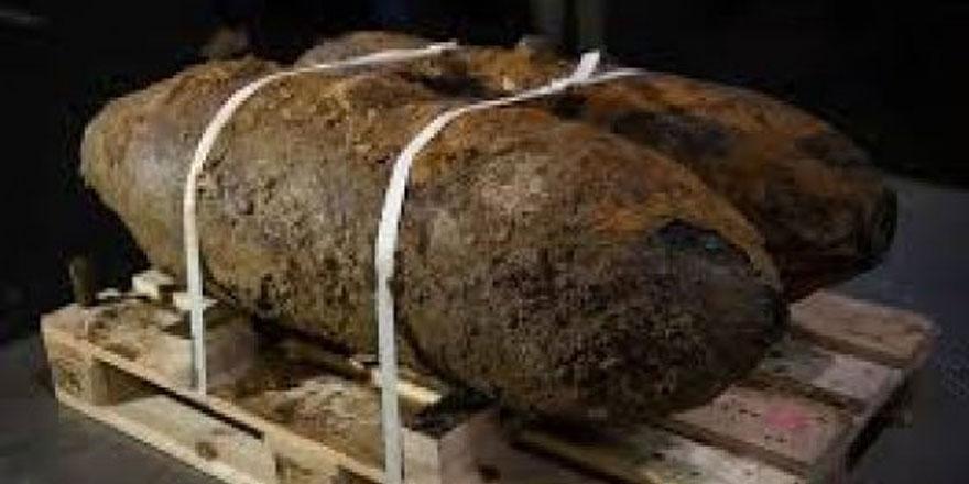 Almanya'da 2. Dünya Savaşı'ndan kalma iki bomba bulundu