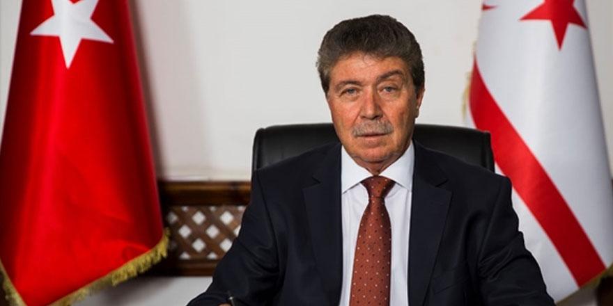 Üstel, Kurucu Cumhurbaşkanı Denktaş'ın ölüm yıldönümü dolayısıyla mesaj yayımladı
