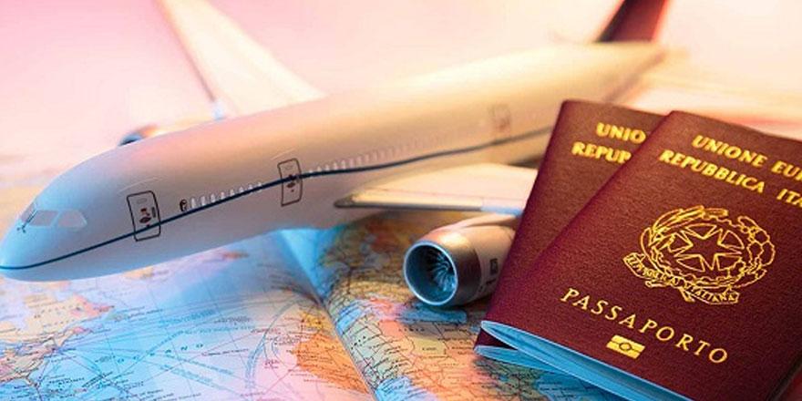 Sahte seyahat belgesi sebebiyle tutuklama
