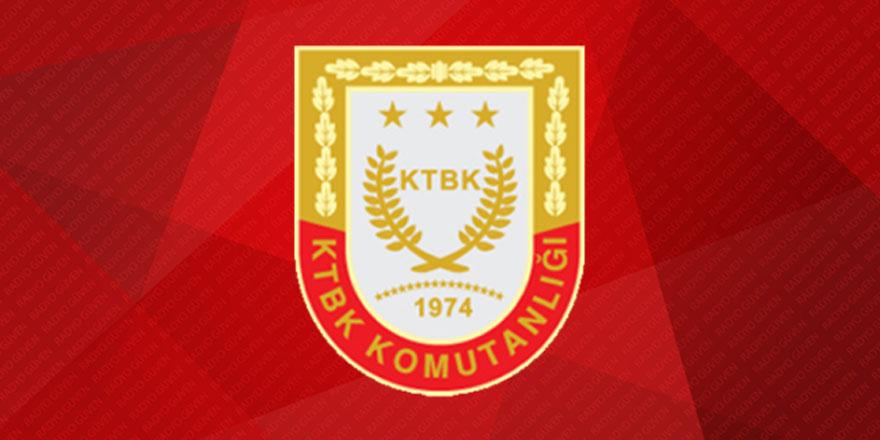 KTBK Komutanlığı'ndan Denktaş için mesaj